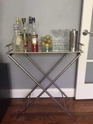 bar cart, home decor, decorating ideas, bar car storage