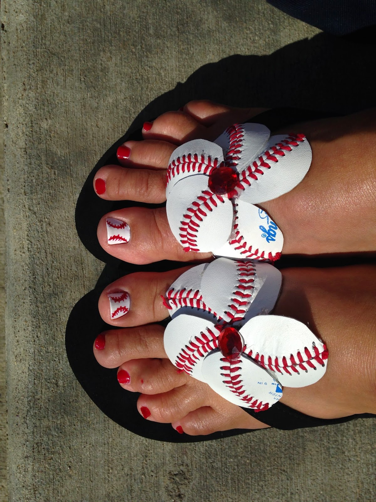 Glendie's Goodies: Baseball Bling