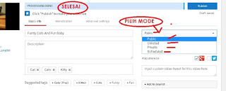 Cara Meng-upload video ke Youtube 5