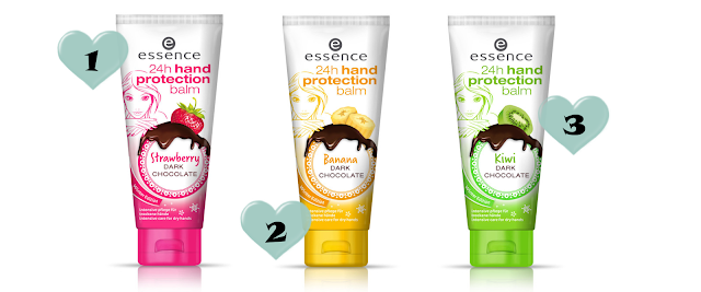 Preview - essence Chocolate Fondue LE - limitierte Edition - November 2013