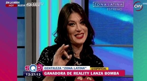 Estan Juntos Romina y Pedro de Romina Ansaldo Sobre