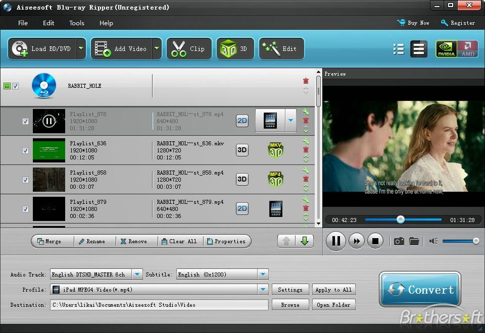 Aiseesoft Blu-ray Ripper
