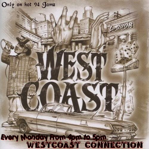 The Westcoast Connection Show