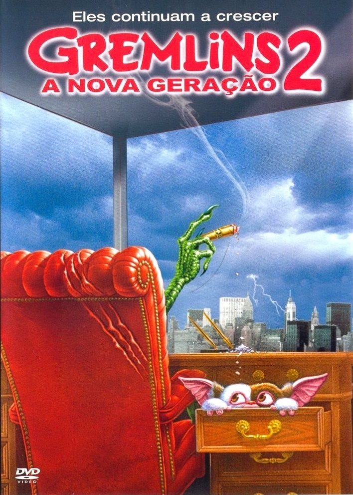 Gremlins 2: A Nova Turma – Dublado (1990)
