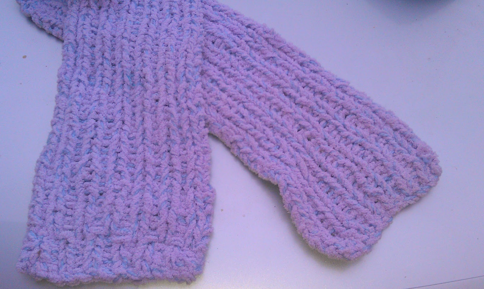 Sunset Seams: More Knitted Winter Scarves