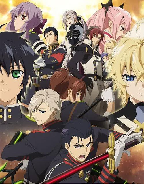 Anime 'Owari no Seraph' Musim Kedua Akan Tayang Pada Musm Gugur Tahun Ini