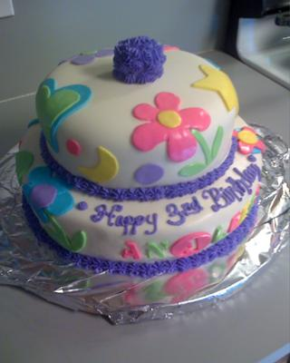 The Birthday Cake Designs Picture