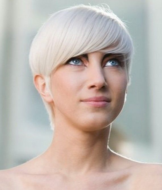 Very Short Hairstyles Cool Layered 2012 Trends