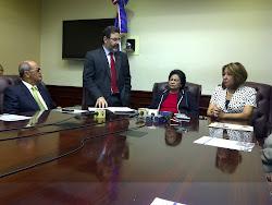 PUEBLO VIEJO DOMINICANA CORPORATION, (PVDC) DONA 9MM DE PESOS AL ITECO