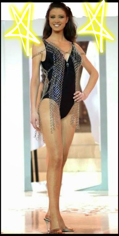 أنابيلا هلال الوصيفة الأولى لملكة جمال لبنان في العام 2005