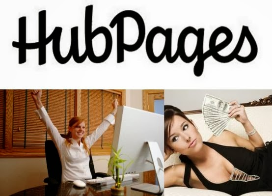 Earn Money On HubPages, hubpages, earn online, earn money online