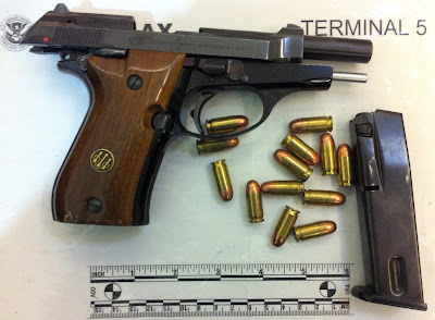 Loaded Firearm (LAX)