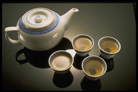 sản phẩm trà xạ đen