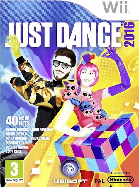 Just Dance 2016 [Wii][PAL][Español][UN]