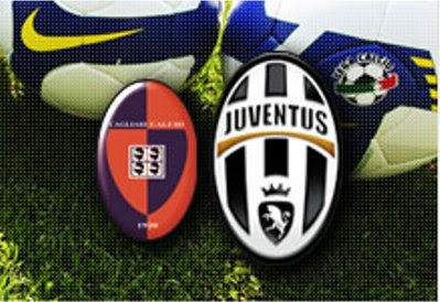 Jadwal Siaran Langsung (TVRI) Cagliari vs Juventus Liga Italia 2012