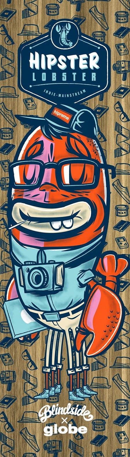 Los diseños e ilustraciones de Travis Price