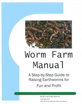 Learn how to feed worms in my Worm Farm Manual