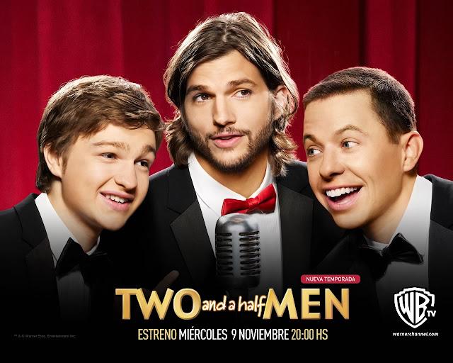 Two and a Half Men - Dublado e Legendado Torrent