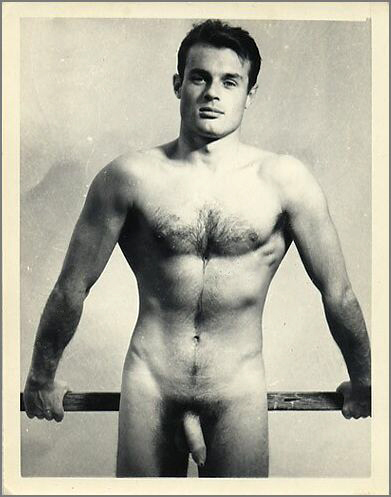 Hot Vintage Men: Vintage Male Nudes