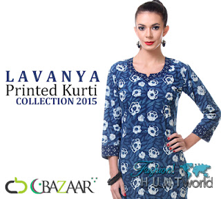 Lavanya Printed Kurti Collection 2015