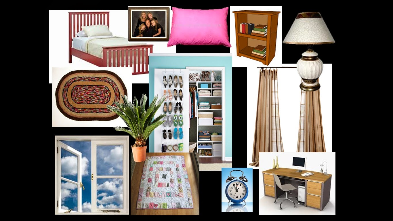 Bedroom furniture names in english - After Rewarding The Student Who Could Remember The Most And Wrote Down The Most Words I Went Over The New Vocabulary With The Class