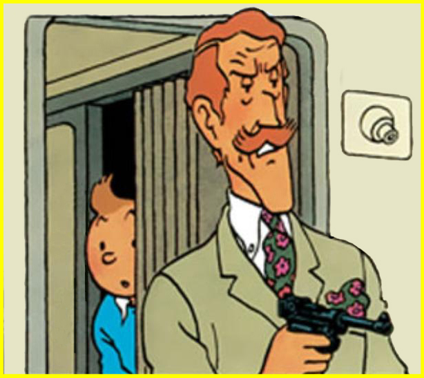 Tintin and Spalding YES