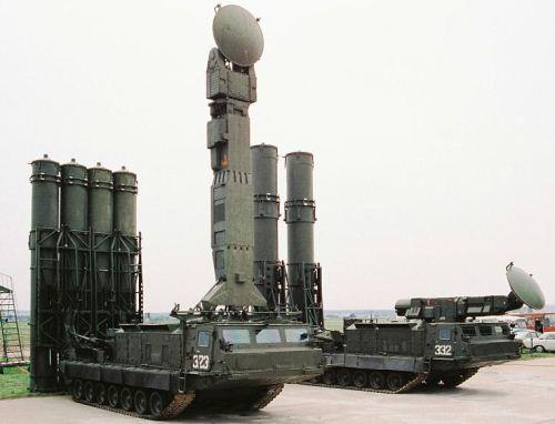 Sistem Pertahanan Udara Antey-2500 S-300VM