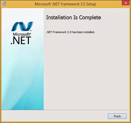 Download .NET Framework 3.5 Standalone for Windows 8.1 32-bit/64-bit