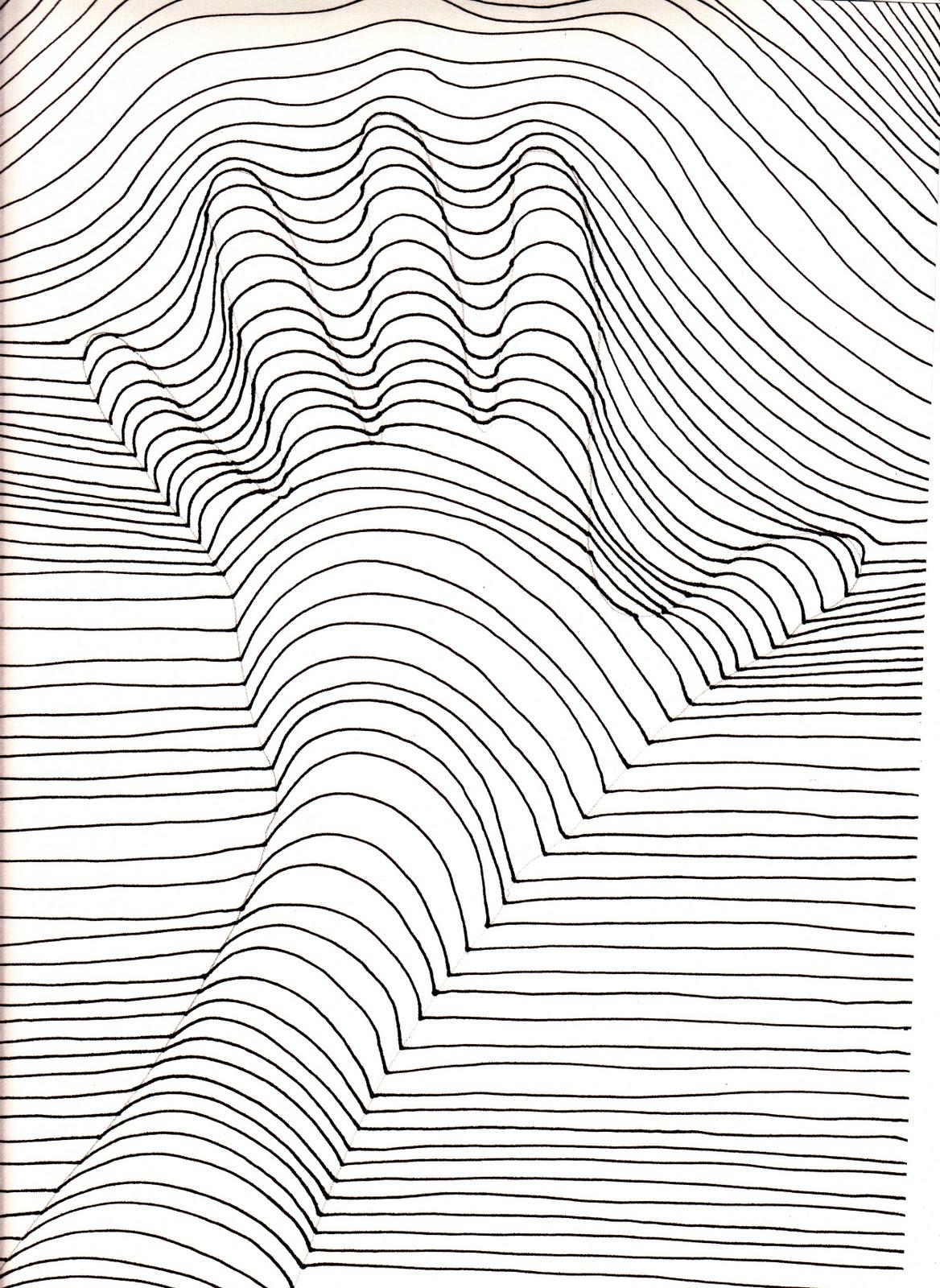 What Is Line In Art : Laudeaaart
