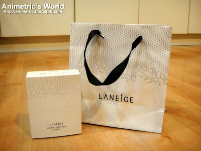Laneige Snow BB Essence Balm SPF33 PA++