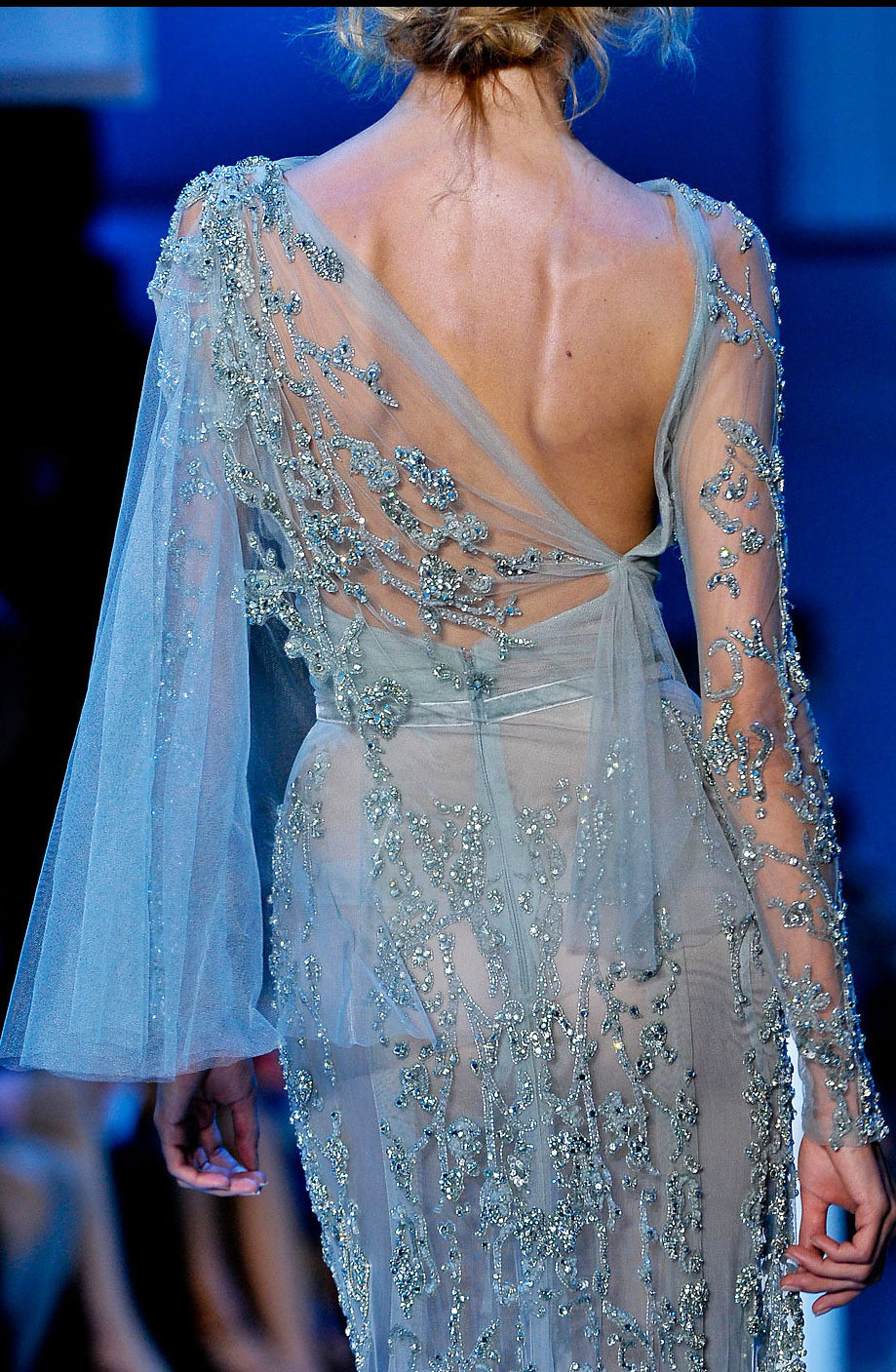 via fashioned by love | Elie Saab Couture Fall/Winter 2011