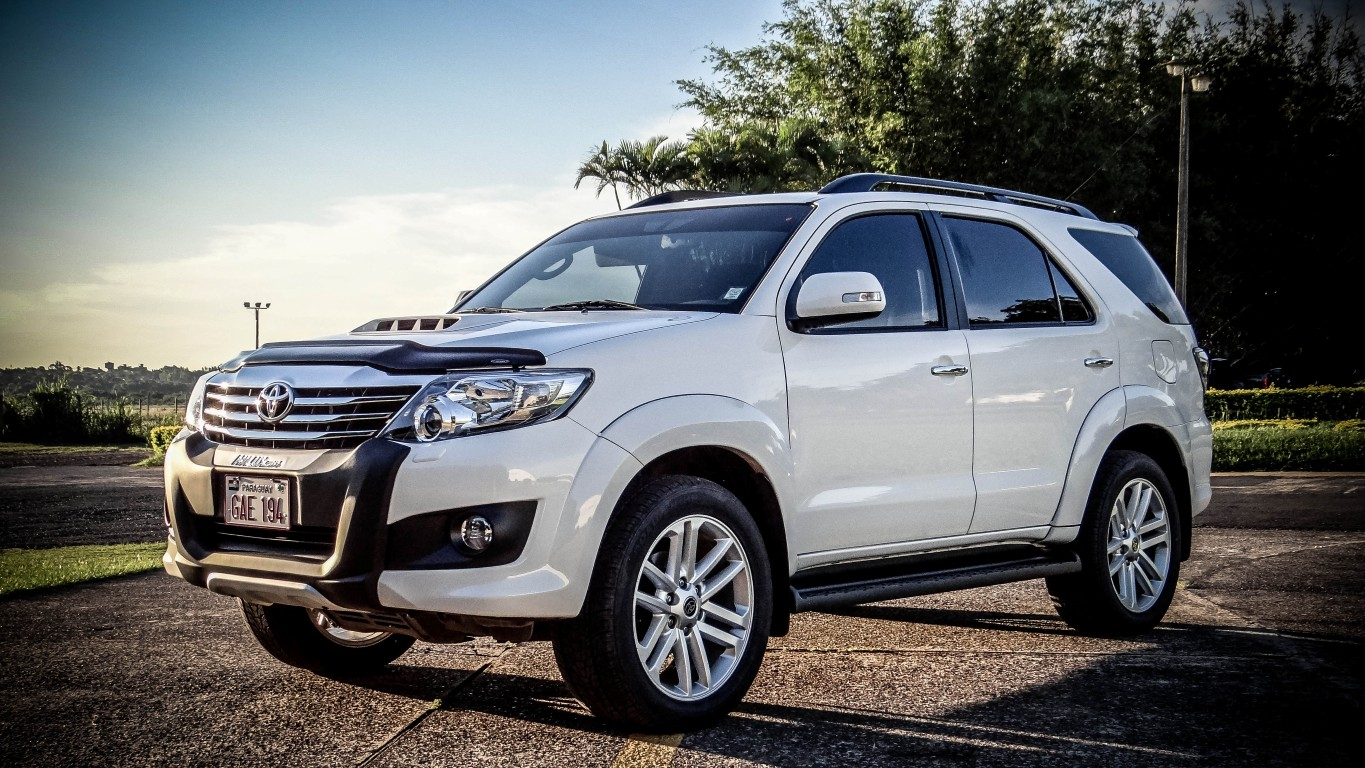 Toyota Fortuner 2013 Price And Review | 2017 - 2018 Best