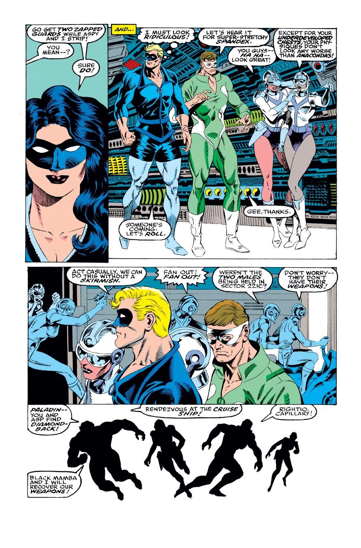 Captain America (1968) Issue #391 #324 - English 14