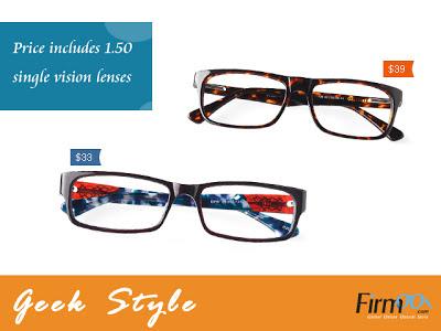 Firmoo Nerd Glasses