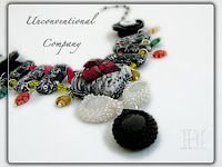 Unconventional Company - Mix Media Necklace