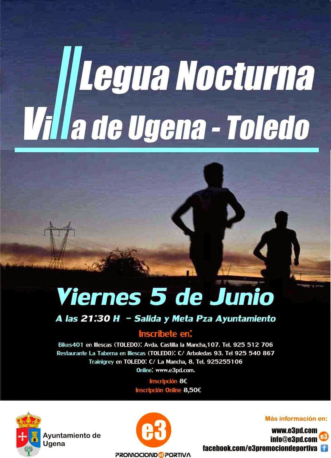 II Legua Nocturna Villa de Ugena