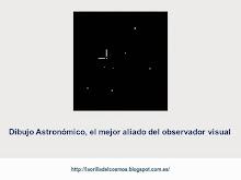 Ponencia: Dibujo Astronómico, el mejor aliado del observador visual