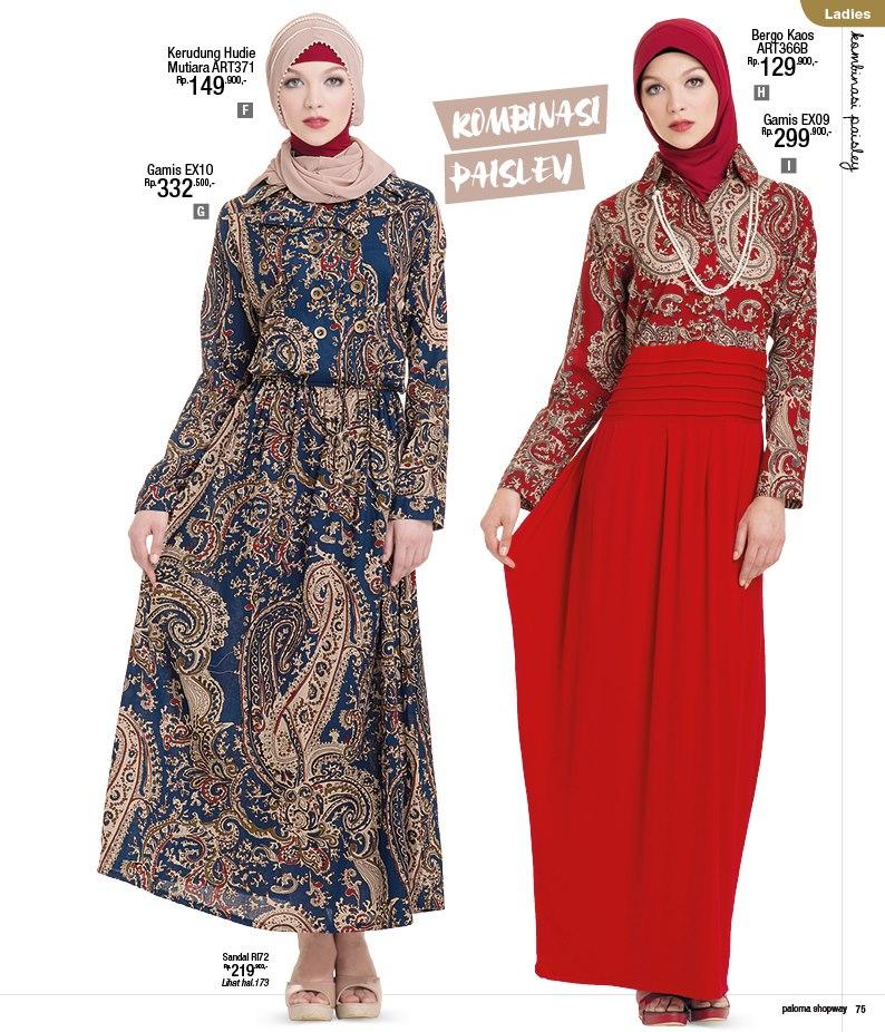 Gambar Baju Muslim Terbaru 2014 Gambar Baju Terbaru 2014
