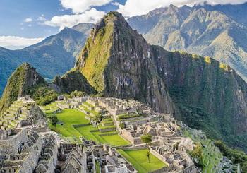 Machu Picchu Tempat Wisata terkenal di dunia