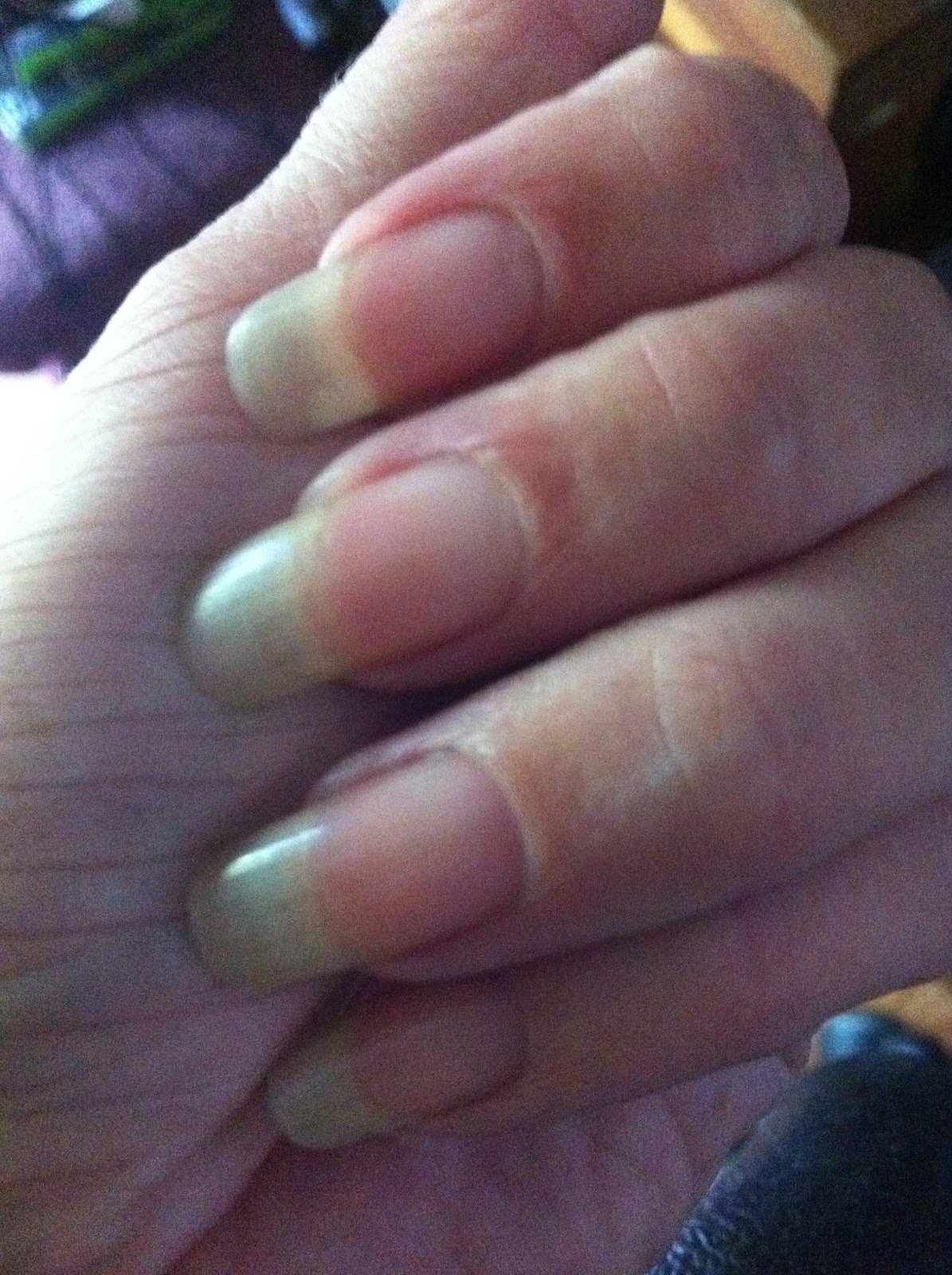 Nails: Hoofers choice nail and cuticle cream review