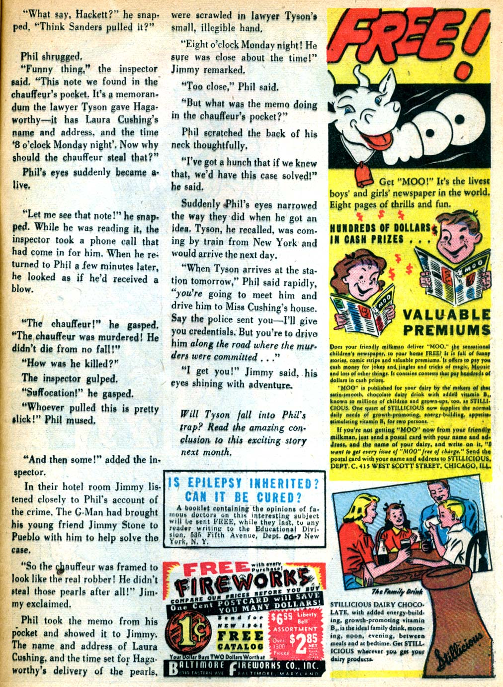 Read online All-American Comics (1939) comic -  Issue #28 - 57