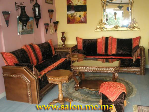 nouvelle collection canap s fauteuils marocain 2013 d coration salon marocain moderne 2016. Black Bedroom Furniture Sets. Home Design Ideas