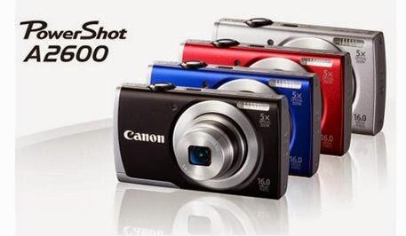 Canon Digital Camera PS A2600