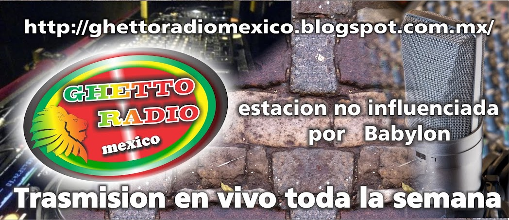Canal 803 - Ghetto Radio