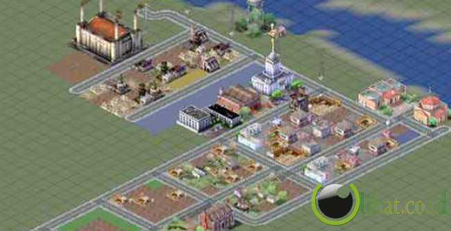 SimCity PC Game Review (Maxis - 1989)