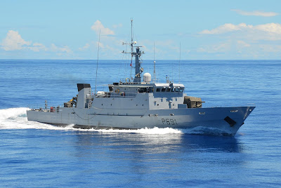 PCG Negotiates the Purchase of former French Navy patrol vessel FS