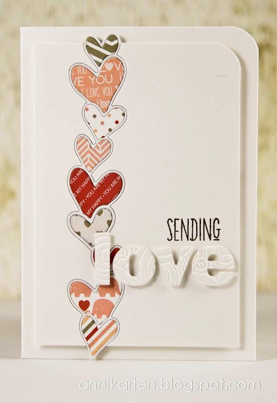 cartão coração loverelevo