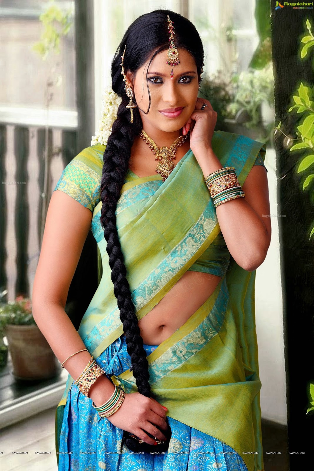 Gemini TV Indrani serial actress ARCHANA