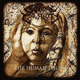"Hot album: SUICIDAL CAUSTICITY ""The Human Touch"""