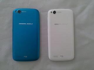 general-mobile-discovery-mavi-beyaz